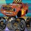 Blaze si masinile monstru de reparat