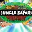 Sanjay si craig bataie cu mancare in jungla